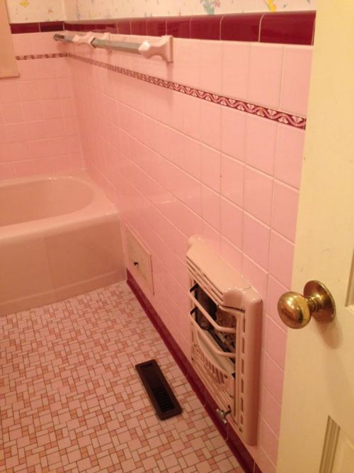 The two classic ways to use decorative liner tiles aka sizzle