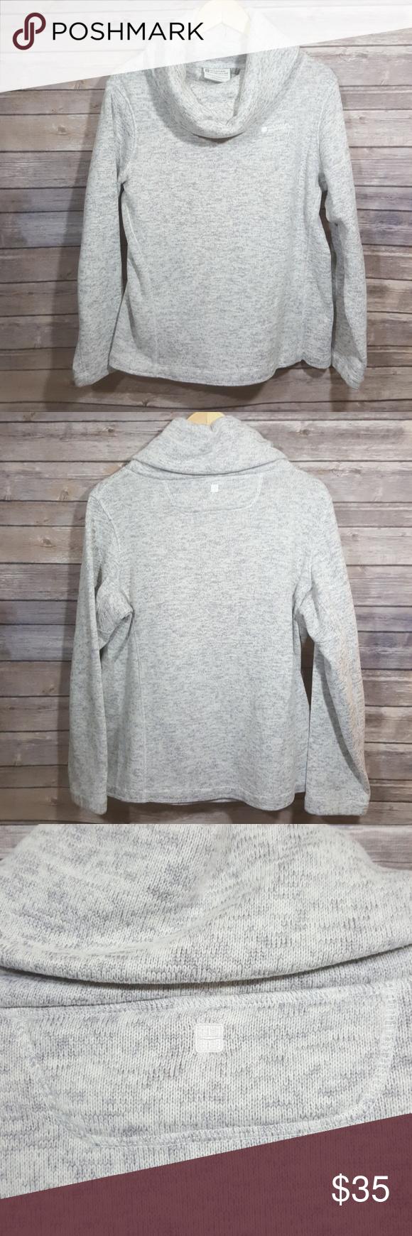 Mountain warehouse Idris cowl neck fleece in 2020 | Clothes