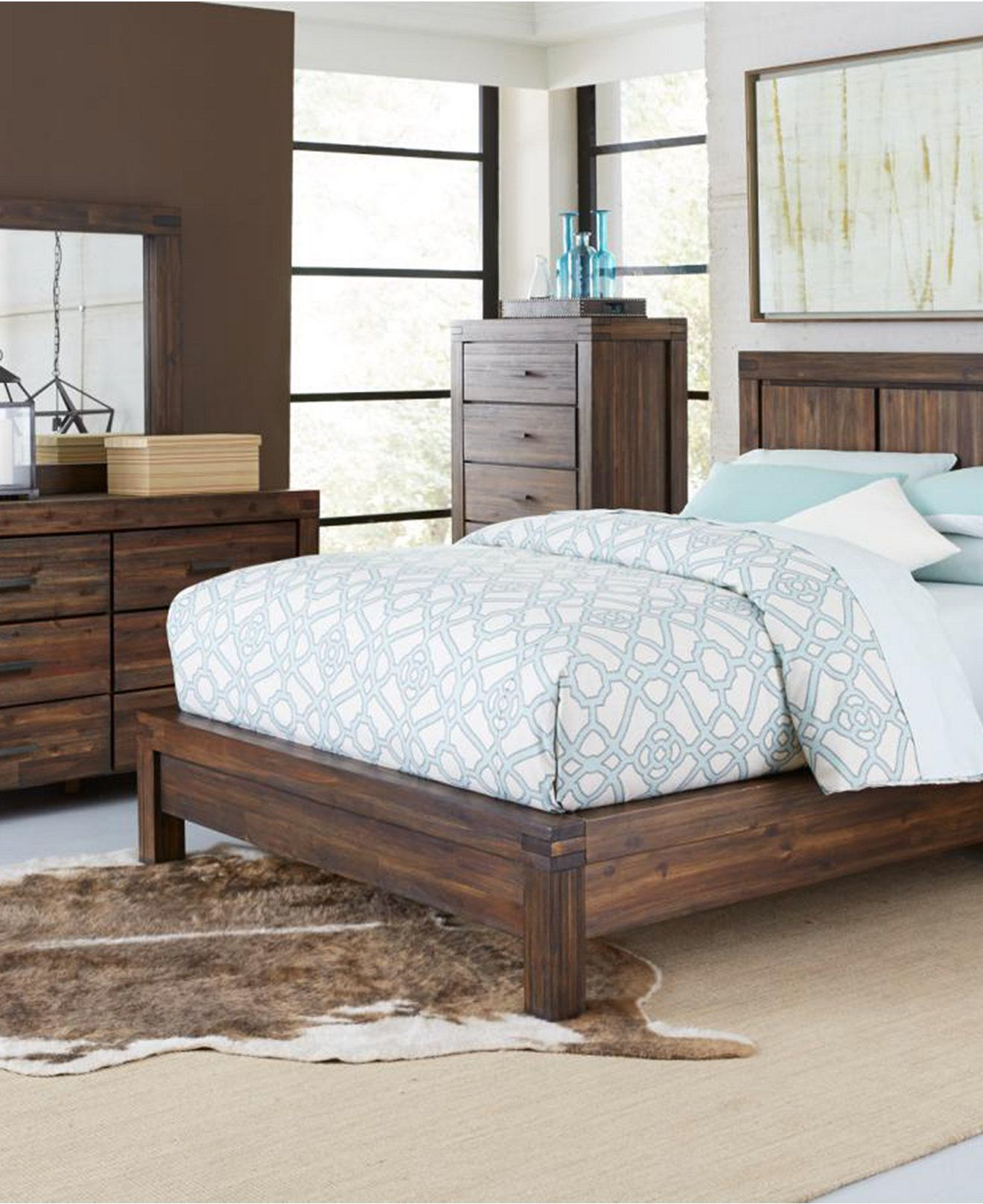 Avondale Platform Bedroom Furniture Collection Bed Furniture