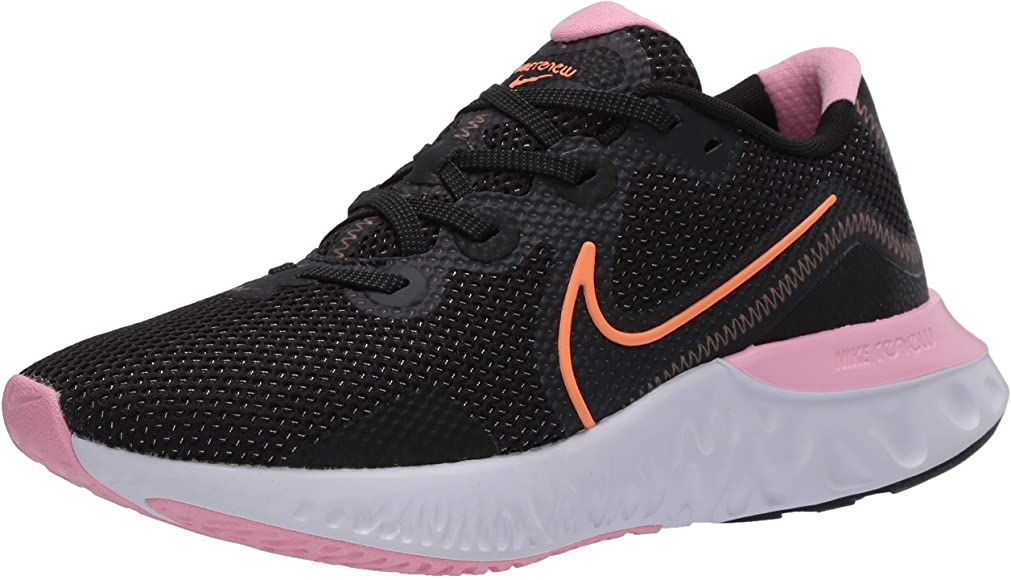 depositar Federal Seguro  Amazon.com | Nike Women's Renew Run Running Shoes (Black/Pink/Orange,  Numeric_8_Point_5) | Road Running | Black running shoes, Sneakers looks,  Nike women