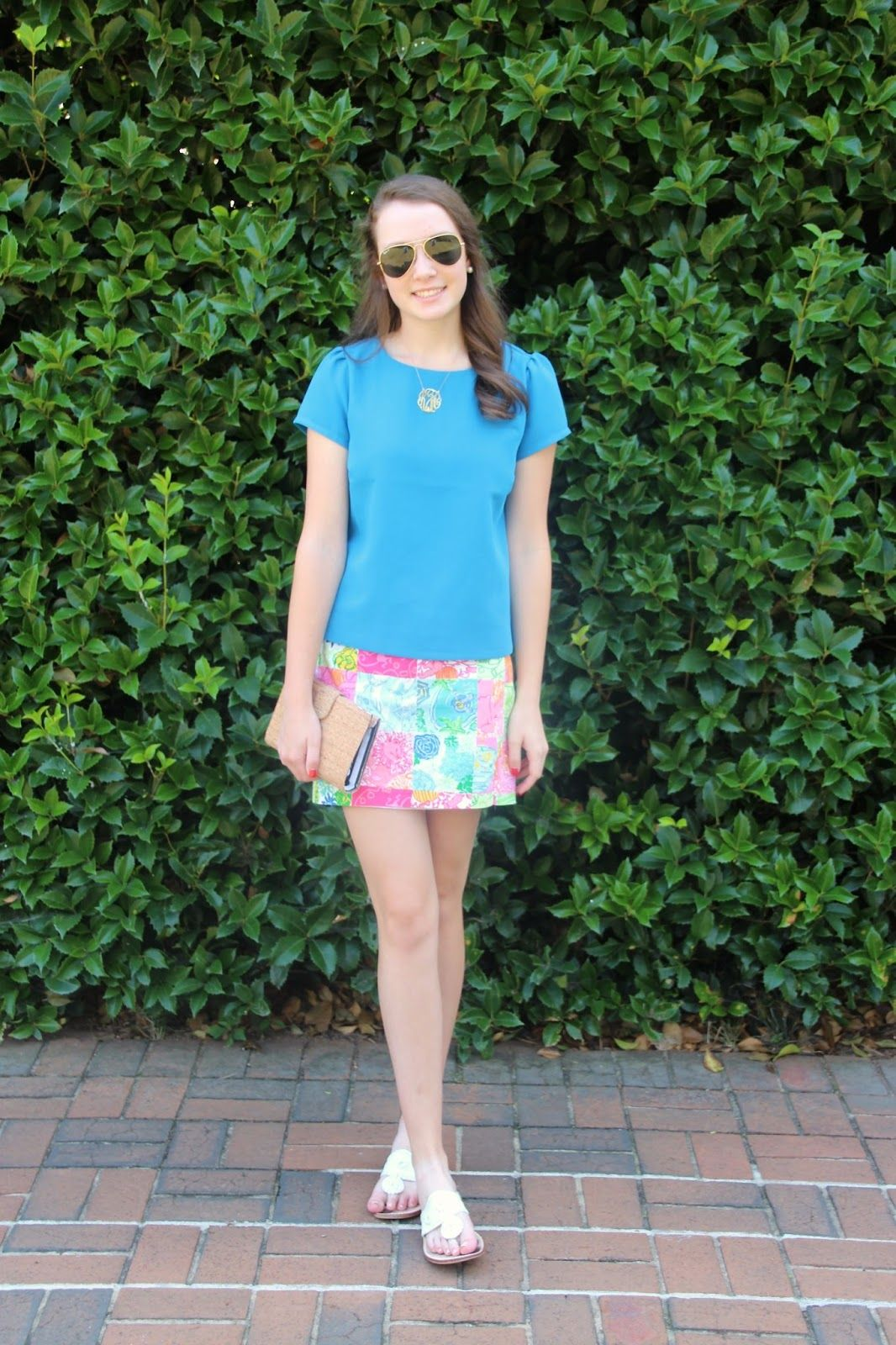 Gimme Glamour: National Wear Your Lilly Day