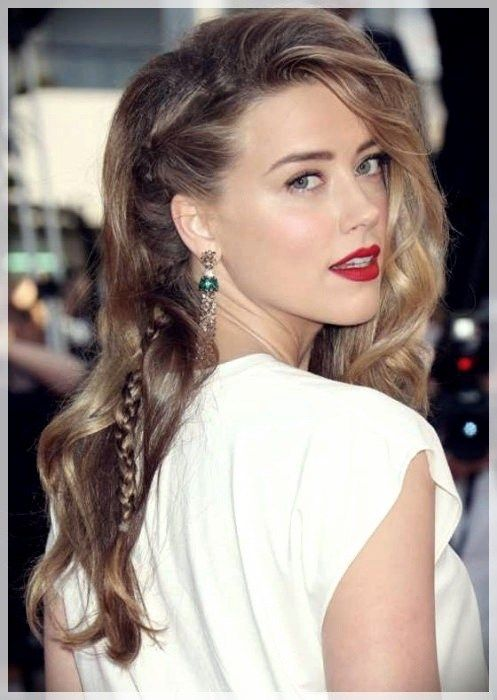 Party hairstyles 2019: trends and photos