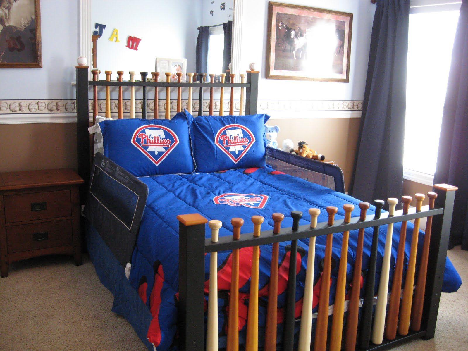 Baseball fan Kids Bedrooms Pinterest Bedroom lamps Kid