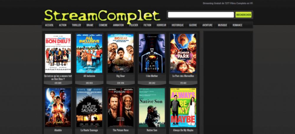 Filmstoon Ancien Streamcomplet Et Meilleur Site De Films Site Streaming Gratuit Site De Streaming Site Pour Film