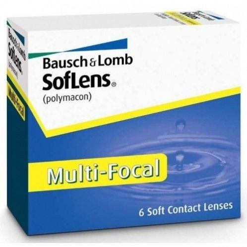 Bausch & Lomb SofLens Multi-Focal kontaktlēcas uzlabos redzi gan tuvumā, gan tālumā. Unikālā Natra-Sight optika rada vieglu pāreju no objektiem tuvumā uz objektiem tālumā, kā arī vidējā attālumā. Patentētā kontaktlēcu malu konstrukcija un augstais mitruma koeficents nodrošina komfortu visas dienas garumā. Multifokālās kontaktlēcas ir paredzētas cilvēkiem ar presbiopiju, kuras palīdzēs redzēt gan tuvumā, gan tālumā.