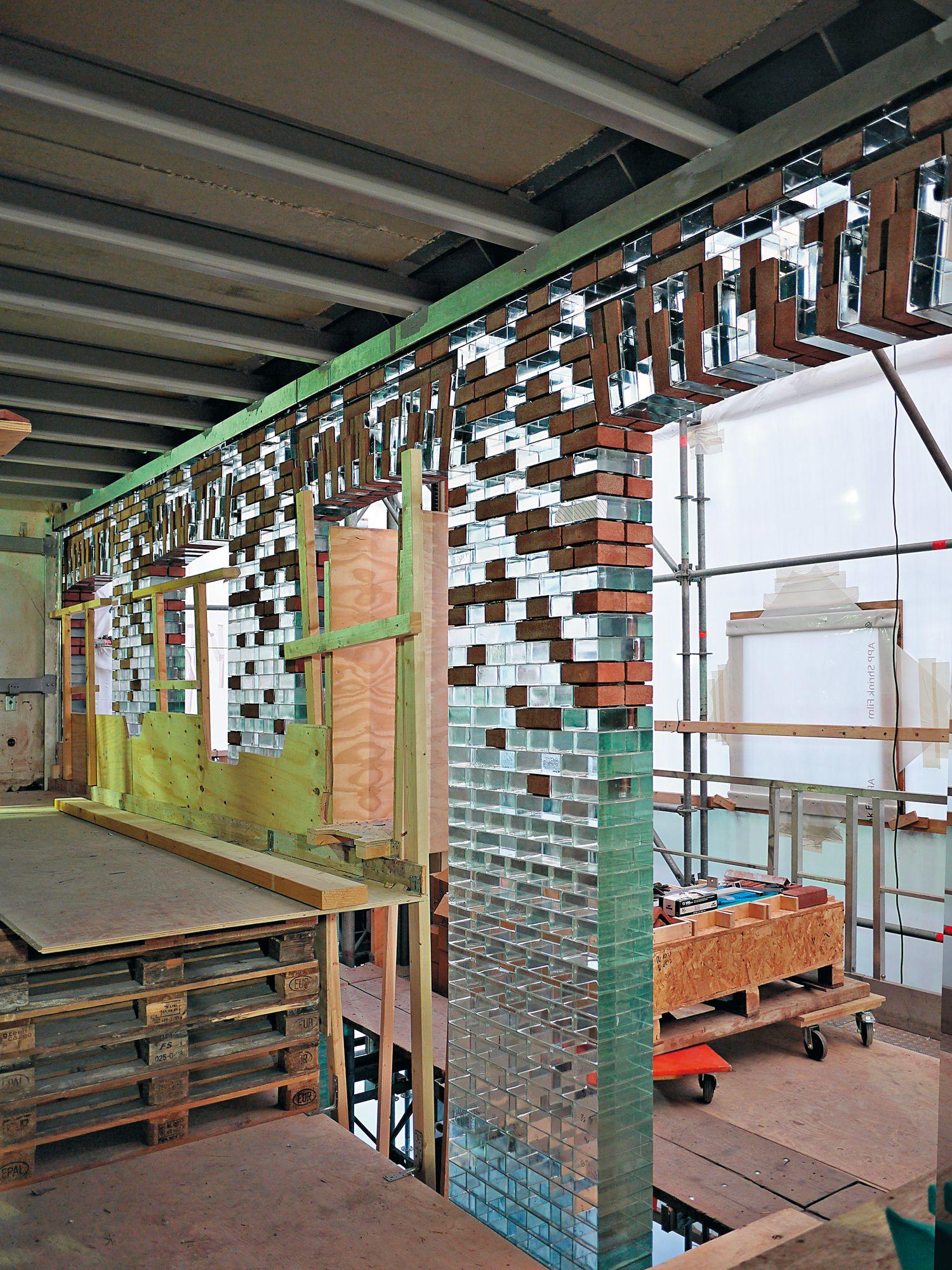 Brick Museum Facade