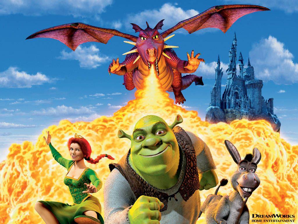 Puss in Boots Shrek The Final Chapter HD desktop wallpaper