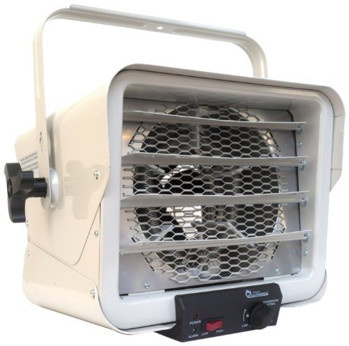 Dr Heater Dr966 240 Volt Hardwired Shop Garage Commercial Heater Garage Heater Shop Heater Infrared Heater