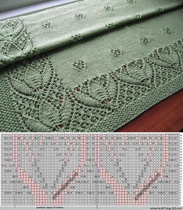 Своими руками вязание схемы вязания