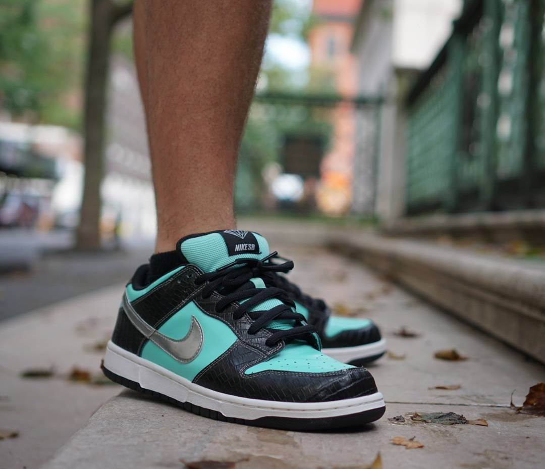 Diamond Supply Co. x Nike Dunk Low Pro SB