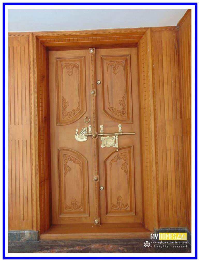 33 Reference Of Double Door Main Front Door Design Photos Double Door Design House Front Door Design