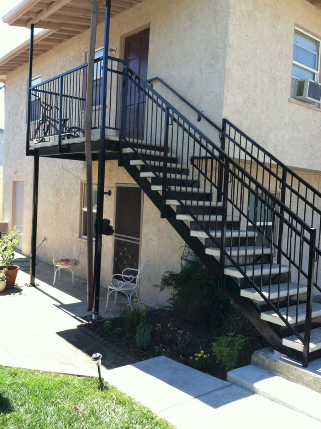 25 Marvelous Outdoor Stairway Ideas For Creative Home Design Decoredo Outdoor Stairs Outside Stairs Design Stairways