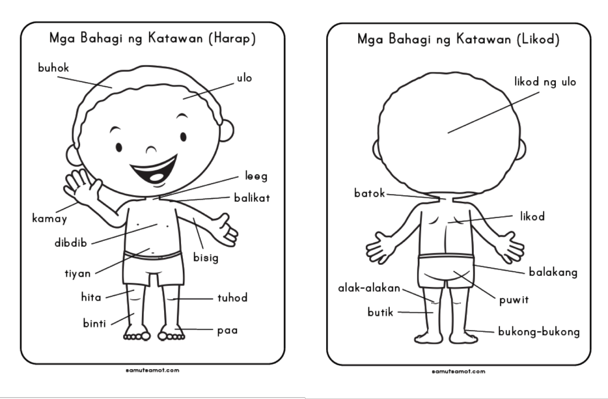 Pin De Yvette Sarmiento Cabancla En Filipino Lessons