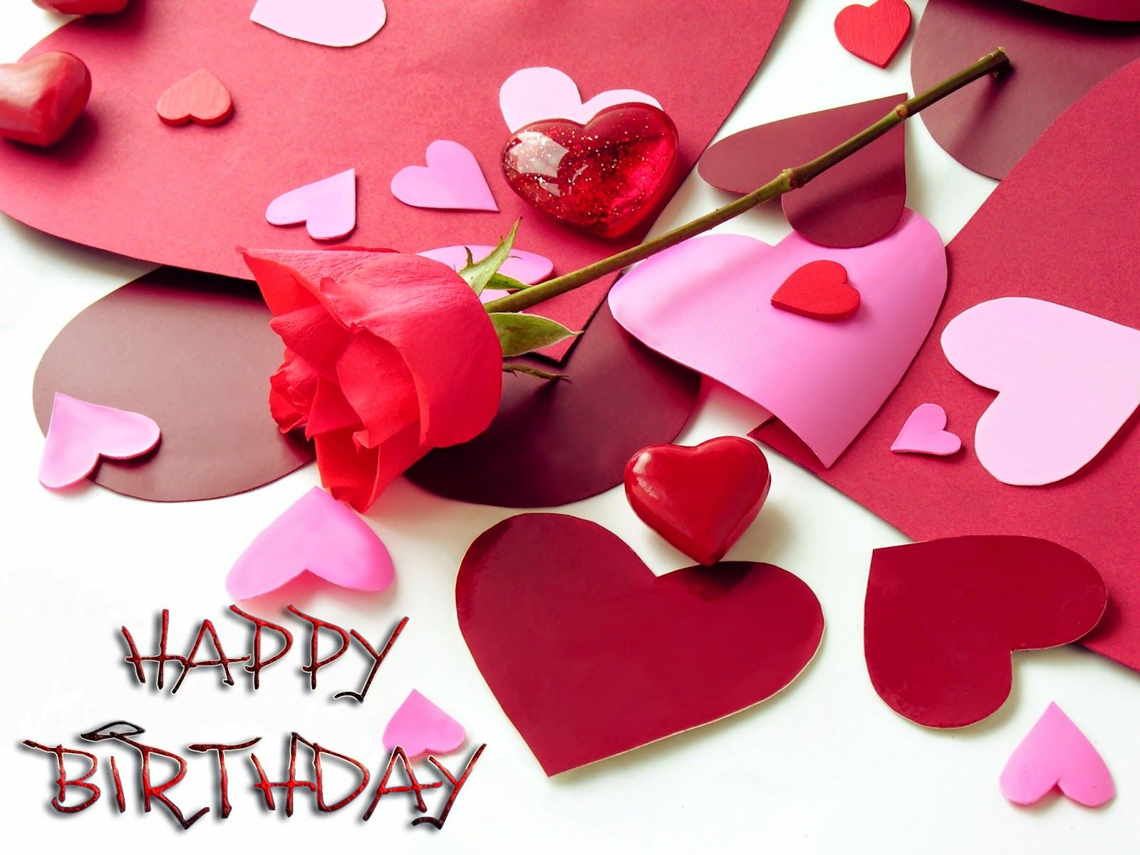 Unique Happy Birthday messages for lovers