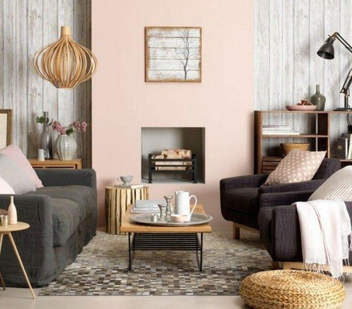Déco salon gris - 88 super idées pleines de charme Salons - decoration salon en gris