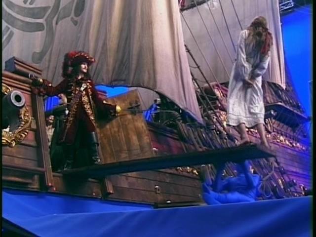 Walk The Plank 2003 Peter Pan Hook S Jolly Roger