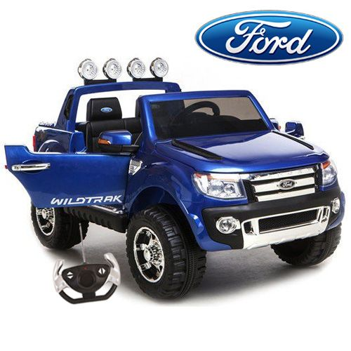 Special Edition Official Blue Ford Ranger 12v Ride On Jeep Ford Ranger Car Ford
