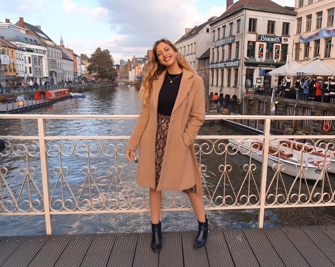 """, Patrícia Gouveia on Instagram: """"It's a helluva start, being able to recognize what makes you happy ✨ #gent #ghent #belgium #travel #travels #wanderlust #cold #trip…"""", My Travels Blog 2020, My Travels Blog 2020"""
