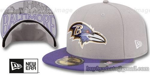 b42cdb31834 Baltimore Ravens Fitted Hats 2015 NFL Draft 59FIFTY Original Fit Baseball  Caps Camo