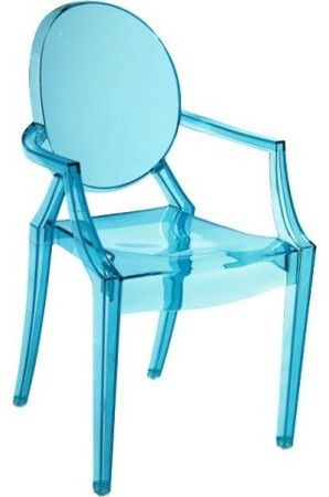 Kids Ghost Chair eclectic kids chairs