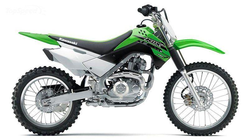 2016 Kawasaki Klx 140 Klx 140l Kawasaki Motorcycles