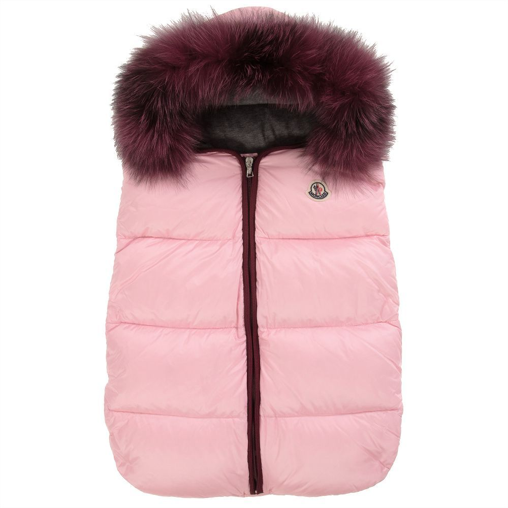 cf8c6c686f19 Moncler - Down Padded Baby Nest