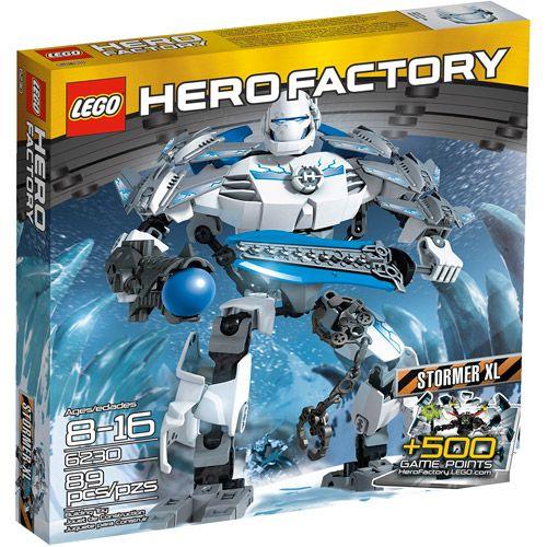 LEGO Hero Factory STORMER XL Play Set $25