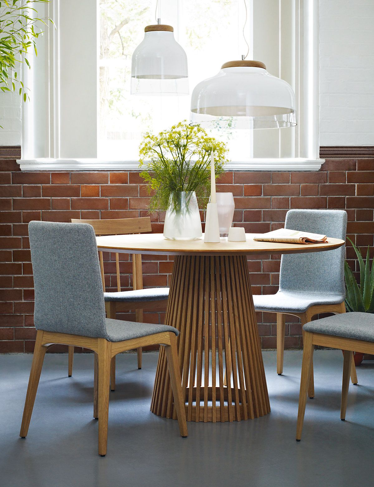 Conran Aiken Dining Table | Dining table, Table, Dining