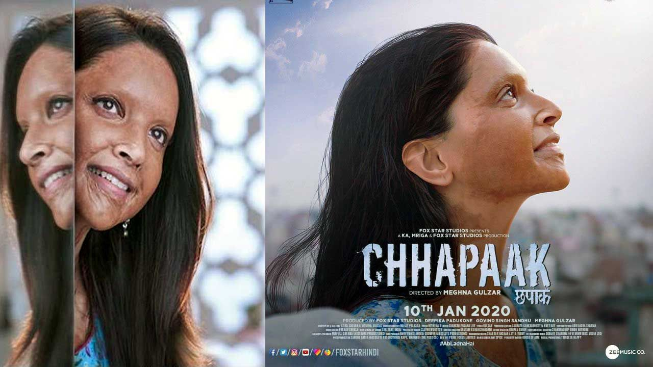 Chhapaak Trailer Launch Deepika Padukone S Upcoming Film Chhapaak Trailer Is Out Where She Has Played The Role Movie Releases Movie Songs Clash Of Clans Hack