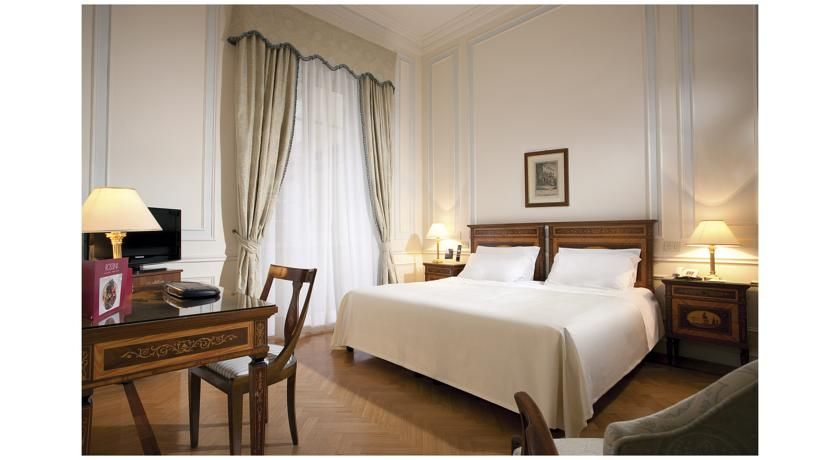 Hotel Quirinale Roma Set In A 19th Century Building The Quirinale