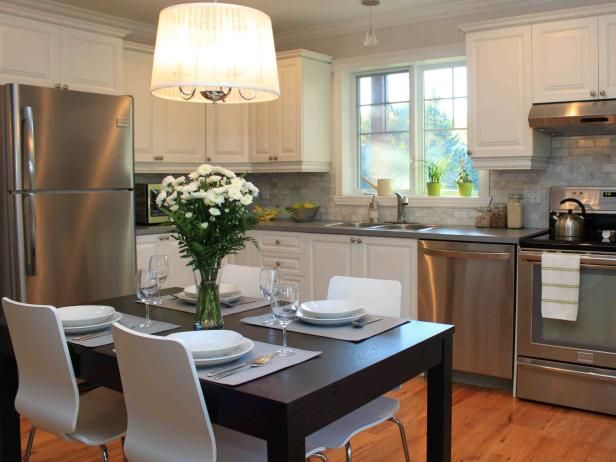 Don't spend a fortune when decorating your kitchen. HGTV fans at Rate My Space share their best kitchen update ideas.