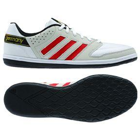 6e60090b6844 adidas Germany FreeFootball Janeirinha Indoor Soccer Shoes