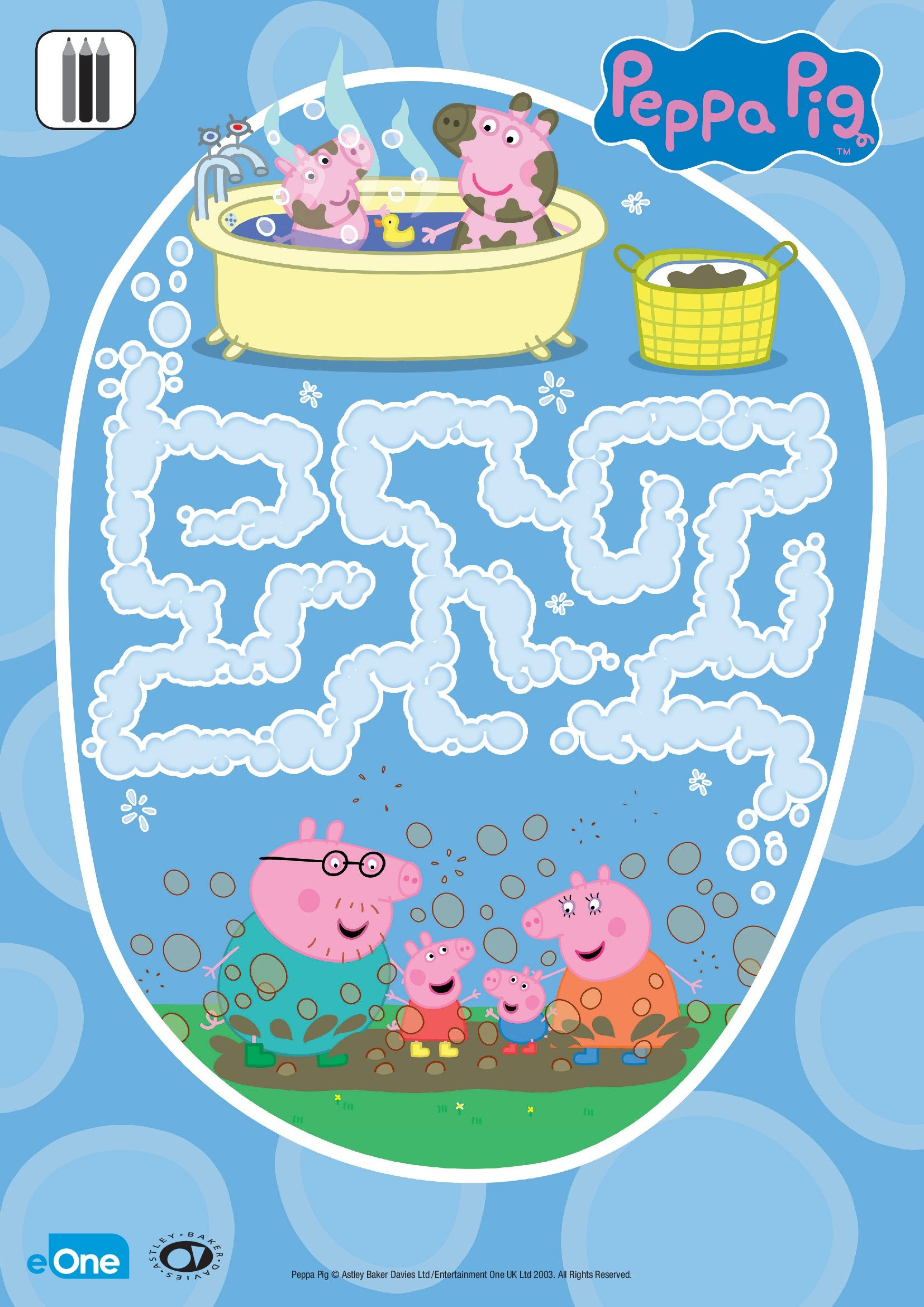 Your Little One Will Love This A Maze Ing Peppa Pig