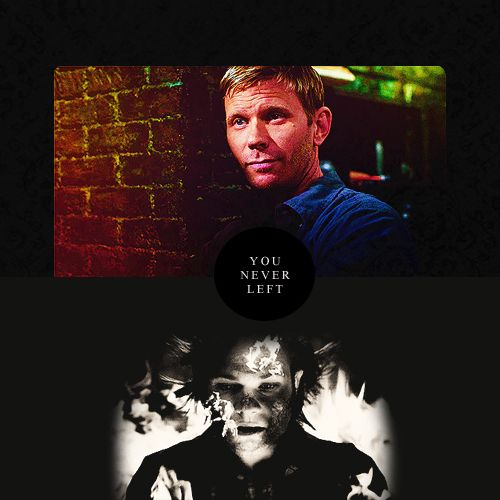 Sam and Lucifer   Supernatural