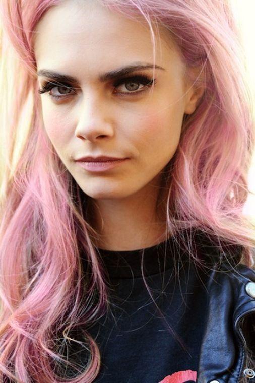 17 More Ways To Wear Pink Hair Spotlight On Pink Hair Part Ii Purple Grey Hair Lilac Grey Hair Hair Styles