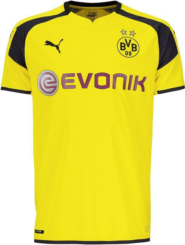 Borussia Dortmund divulga camisa para a Champions League - Show de Camisas cd95bd5f7962d