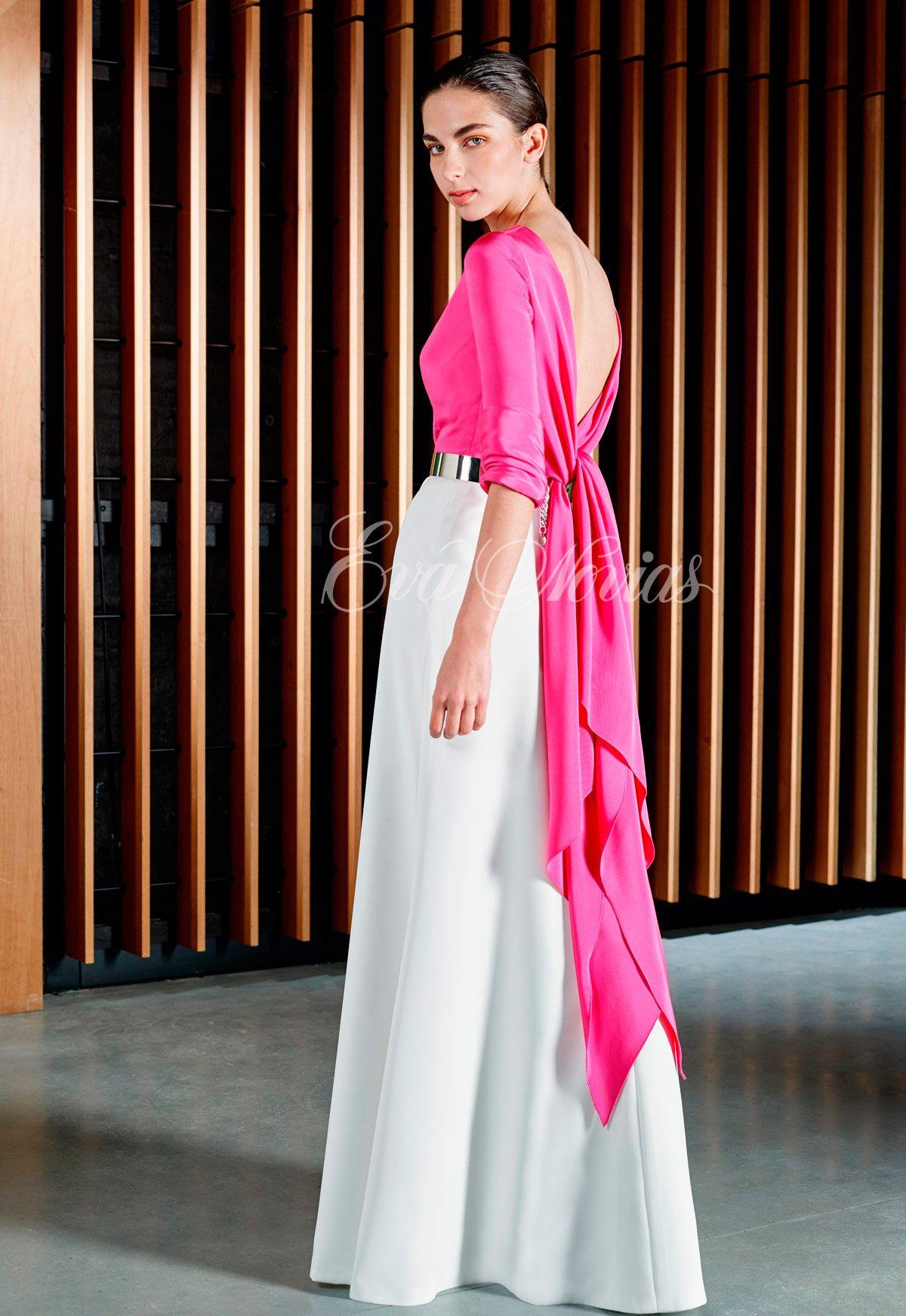 Tienda de vestidos de fiesta y madrina en Madrid de la firma Patricia Avendaño colección 2018