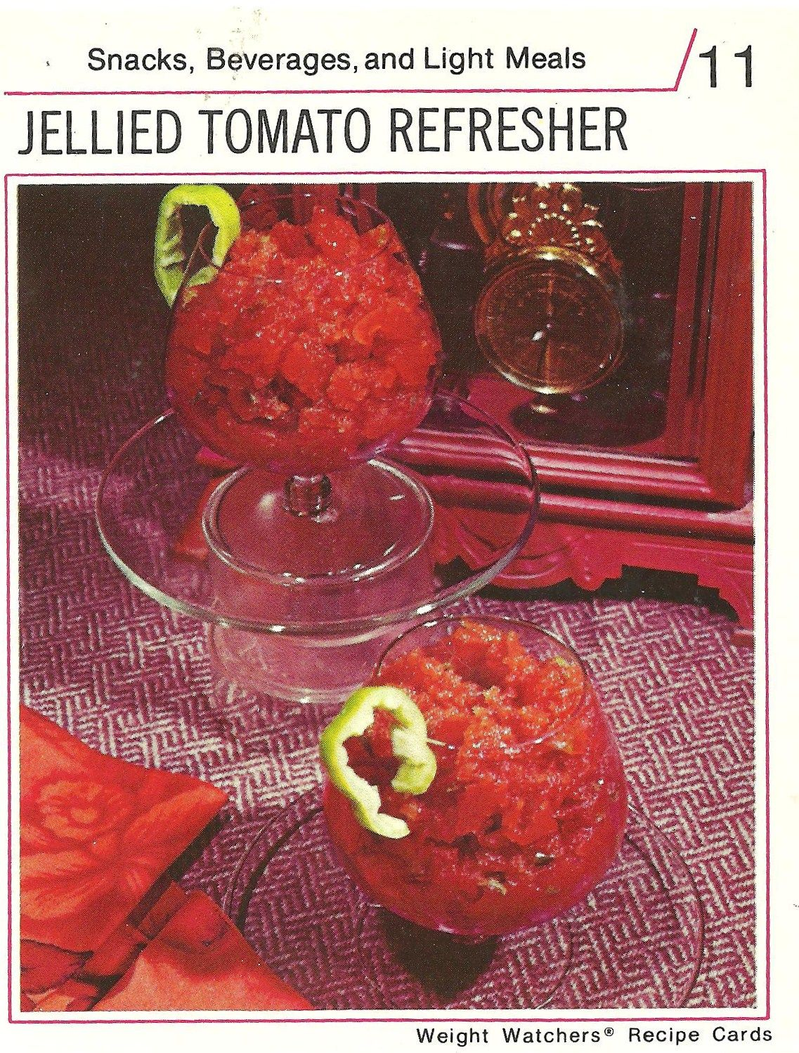 Pin by ann distefano on disasterous and vile foods pinterest these vintage recipe cards are slightly bizarre forumfinder Choice Image