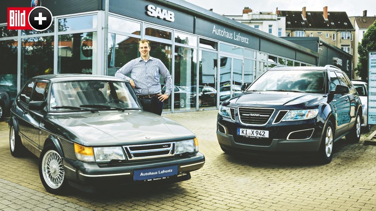 Saab Besuch Bei Einem Der Letzten Händler Und Wo Ersatzteile Herkommen Autos Autohaus Gebrauchtwagen
