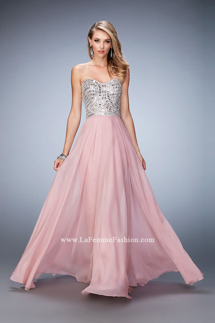 You are sure to feel glamorous and beautiful in La Femme Style ...