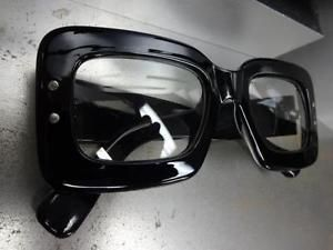 Men/'s Women VINTAGE RETRO Style Clear Lens EYE GLASSES Transparent Fashion Frame
