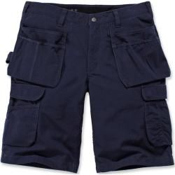 Carhartt Steel Multipocket Shorts Blau 30 Carhartt