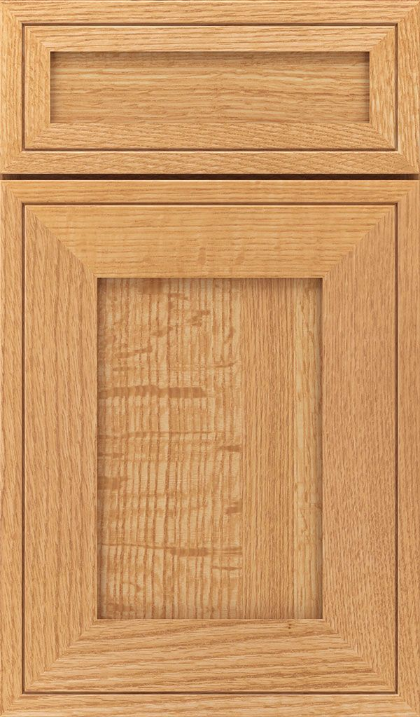 Airedale Is A Classic Shaker Style Cabinet Door With A Full Overlay