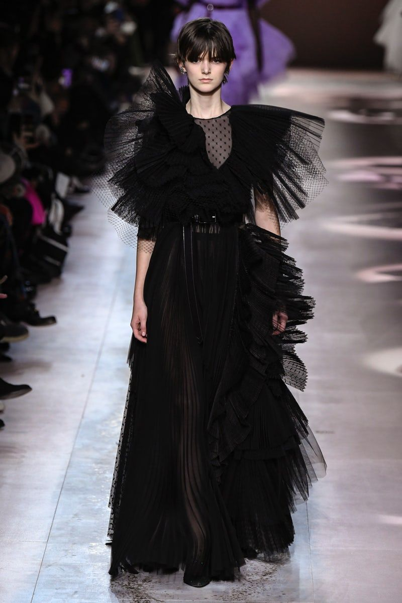 Givenchy   Haute Couture Spring 20   Look 20   Haute couture ...