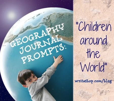 5 geography journal prompts children around the world geography geography journal prompts fun ways to tie writing into your geography studies fandeluxe Gallery