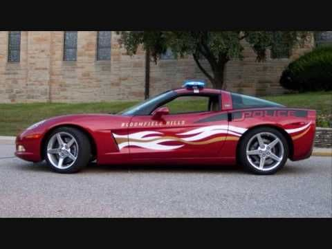 This Amazing Video Showcases The Coolest Police Cars Ever Which - Cool cars ever