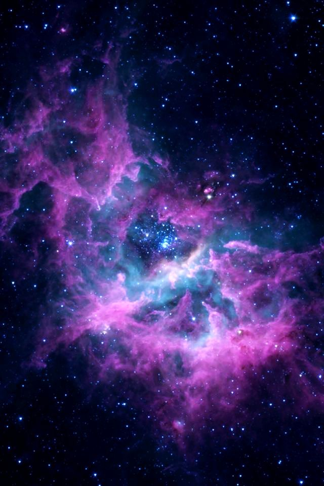 Space Iphone Wallpaper Spaceiphonewallpaper Cvetnoe Nebo Nebula