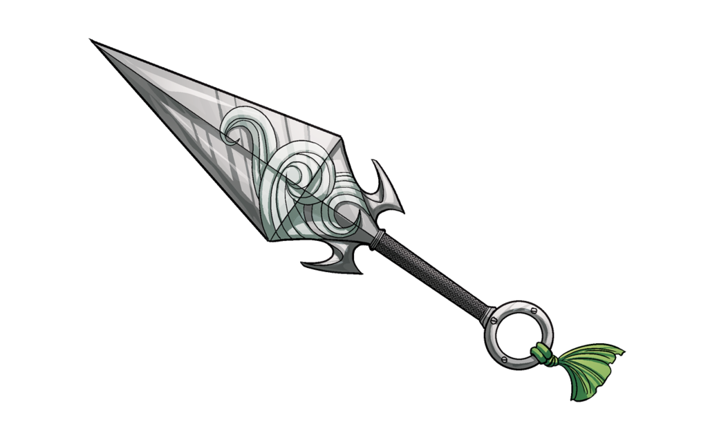 Fantasy Kunai