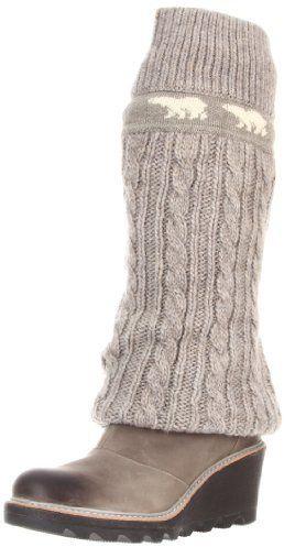 d57907d9a Sorel Women's Crazy Cable Wedge Boot on shopstyle.com | shoes ...