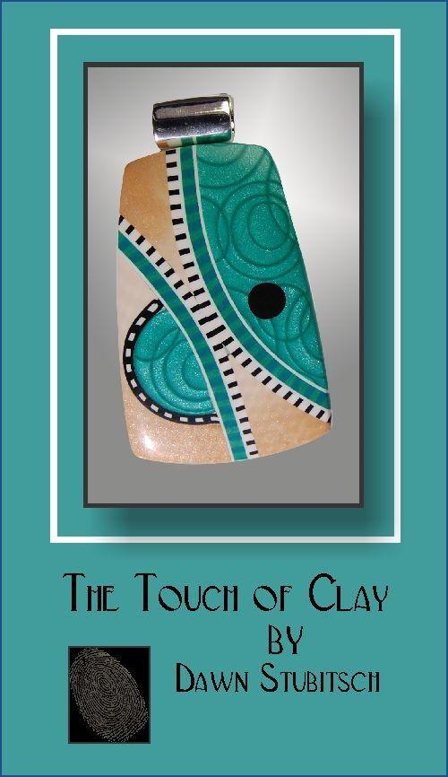 Polymer Clay Pendant. $35.00, via Etsy.  by Dawn Stubitsch
